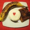 A Banana, A Cupcake and Burnt Toast