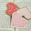 I "Heart" Corner Bookmarks
