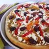 Rhodes Guest Blog:  Mediterranean Pizza