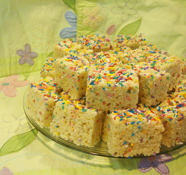 Bbc Food Rice Krispie Cakes