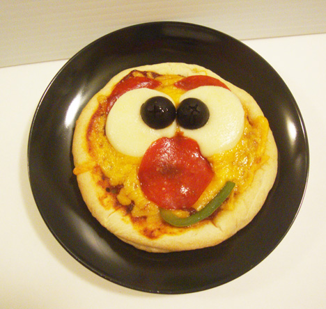 Just Helen Smiley Face Pizza Rhodes Guest Post And A