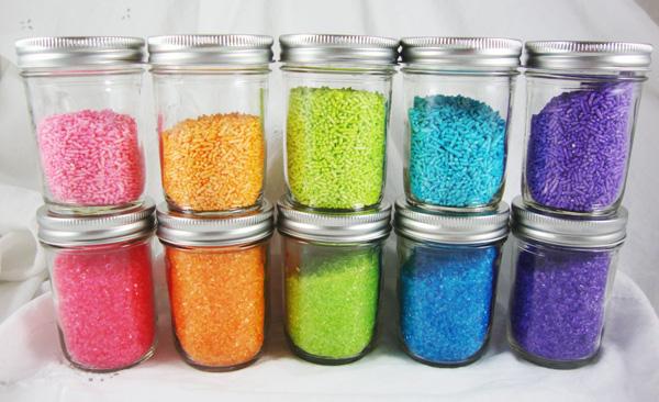 Rainbow Sprinkles And Sugars 2 - Just Helen