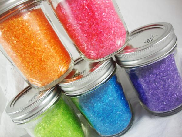 Rainbow Sugars 3 - Just Helen