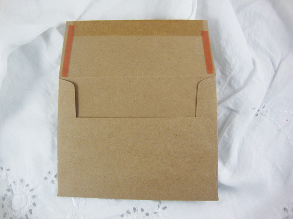 Secure The Envelope Flap Sides