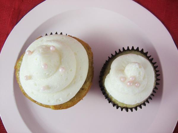 Banana Cupcakes 2