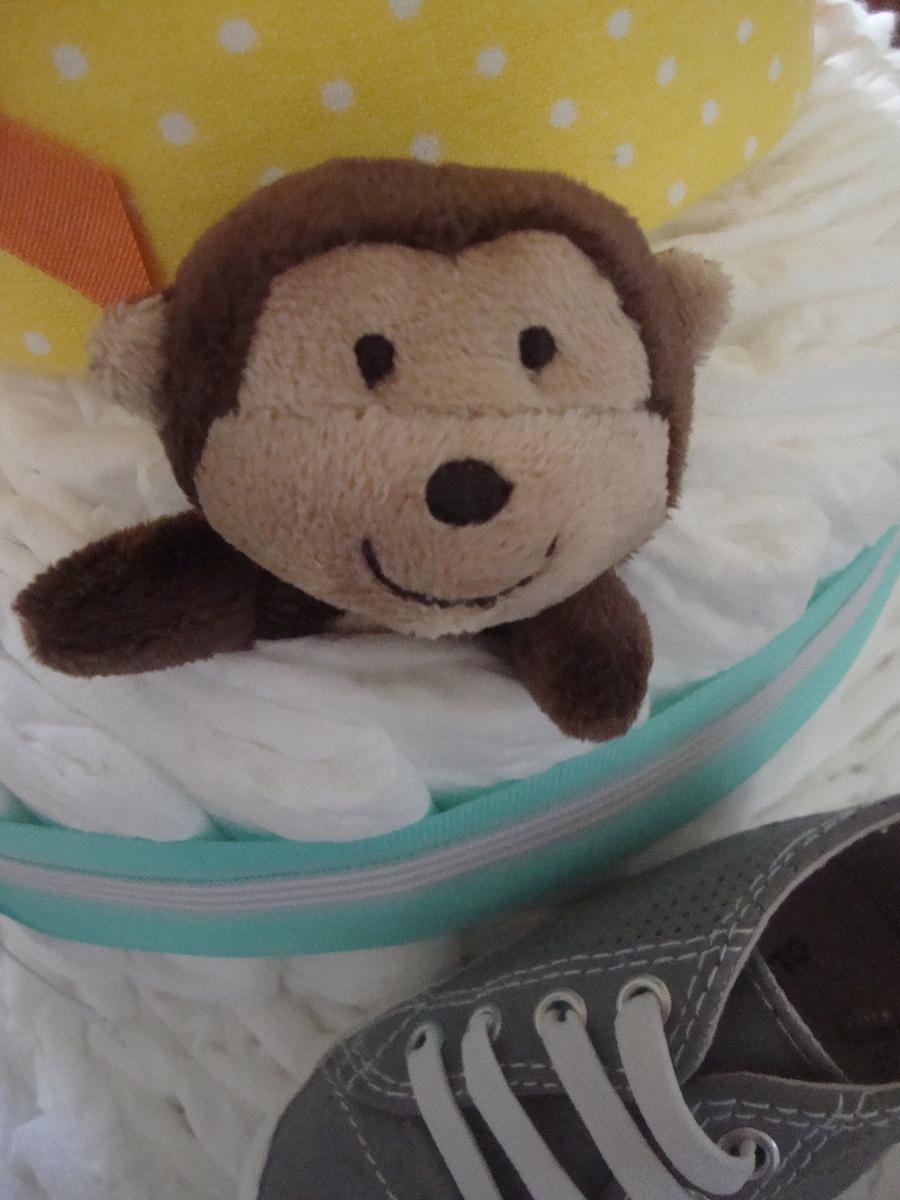 Tuck the Monkey